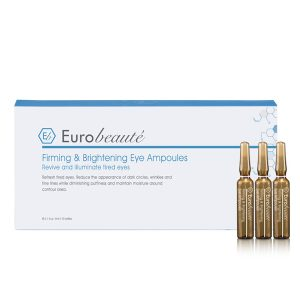 Eurobeaute Firming Brightening Eye Ampoules